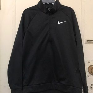 Nike Dri-fit half zip sweater